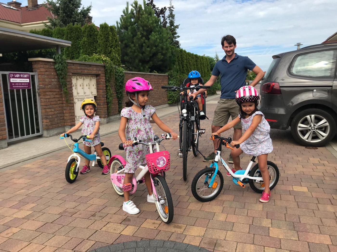 Polónia com crianças:  a importância de escolher onde viver