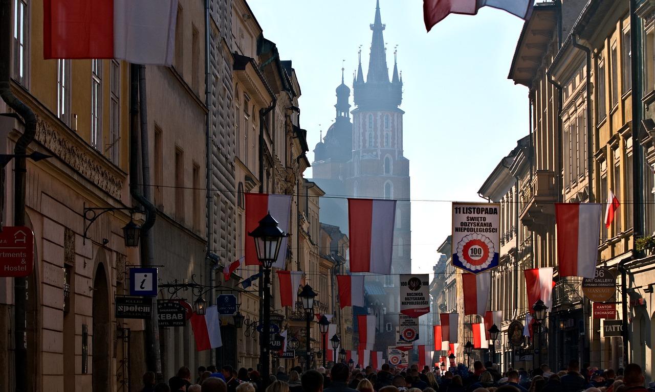 O custo de vida em Cracóvia, uma sociedade multicultural
