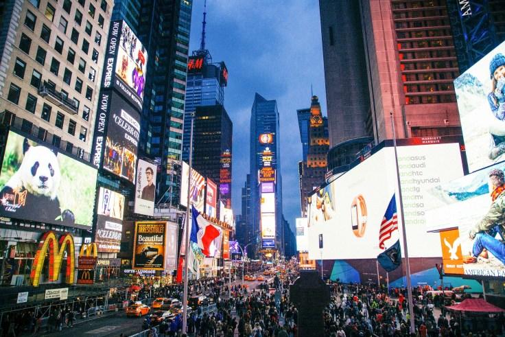 Viver em Nova Iorque (New York)
