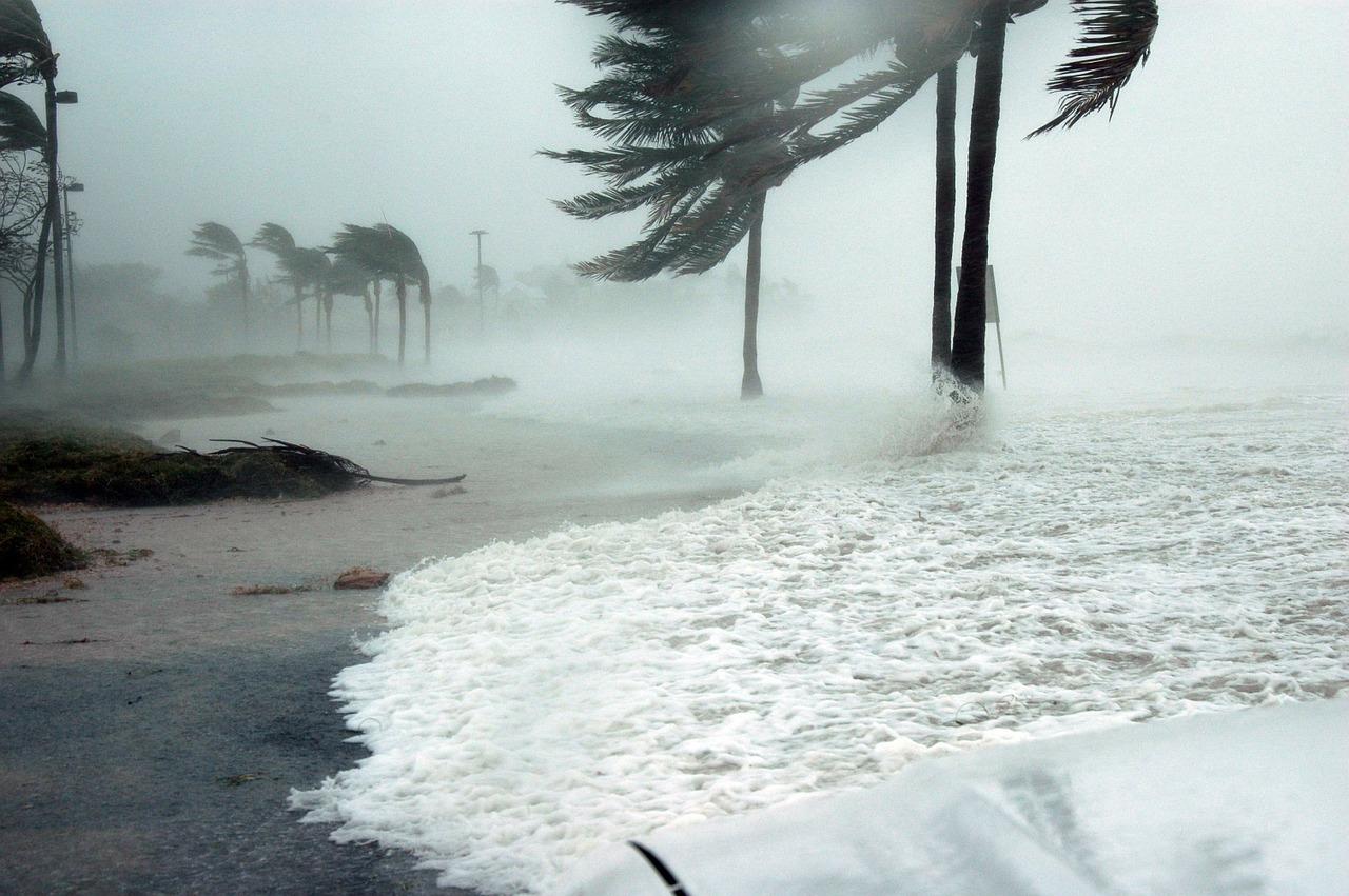 Coisas de viver em Miami... Hurricane Season!