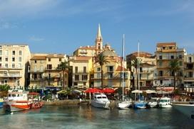 port de calvi-Corse