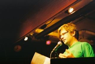COUNTING: Amy King Talks with Tin House Editor Rob Spillman