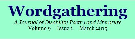 Wordgathering banner