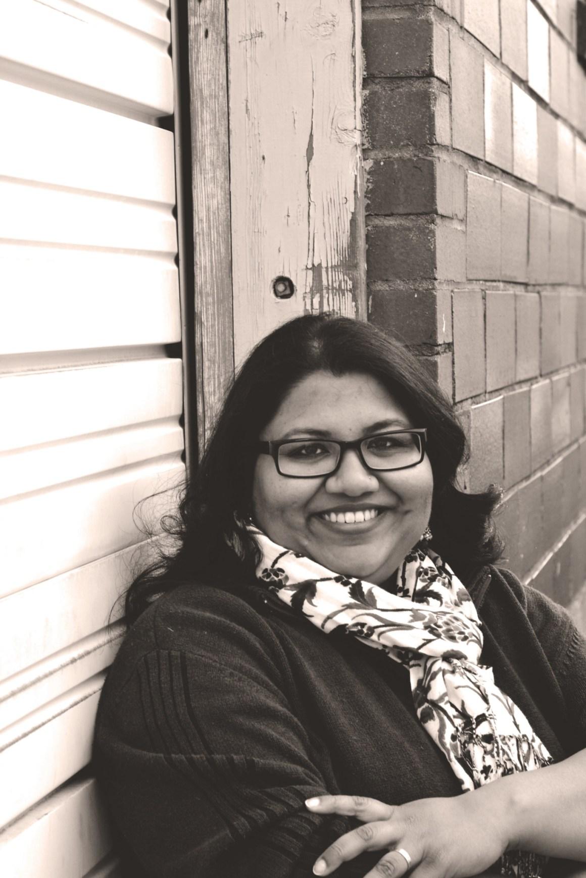 VIDA Reads with Writers–Sayantani Dasgupta!