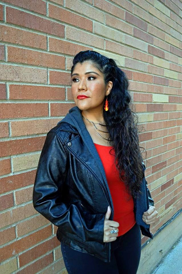Voices of Bettering American Poetry 2015 — Tanaya Winder