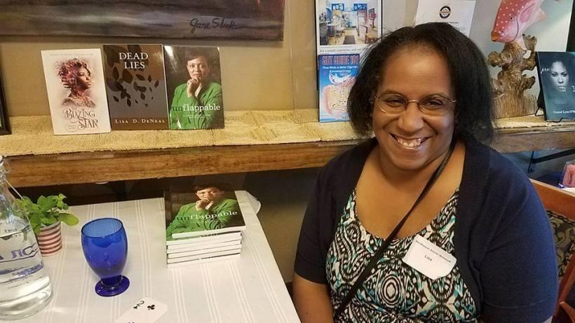 VIDA Reads with Writers – Lisa D. DeNeal!