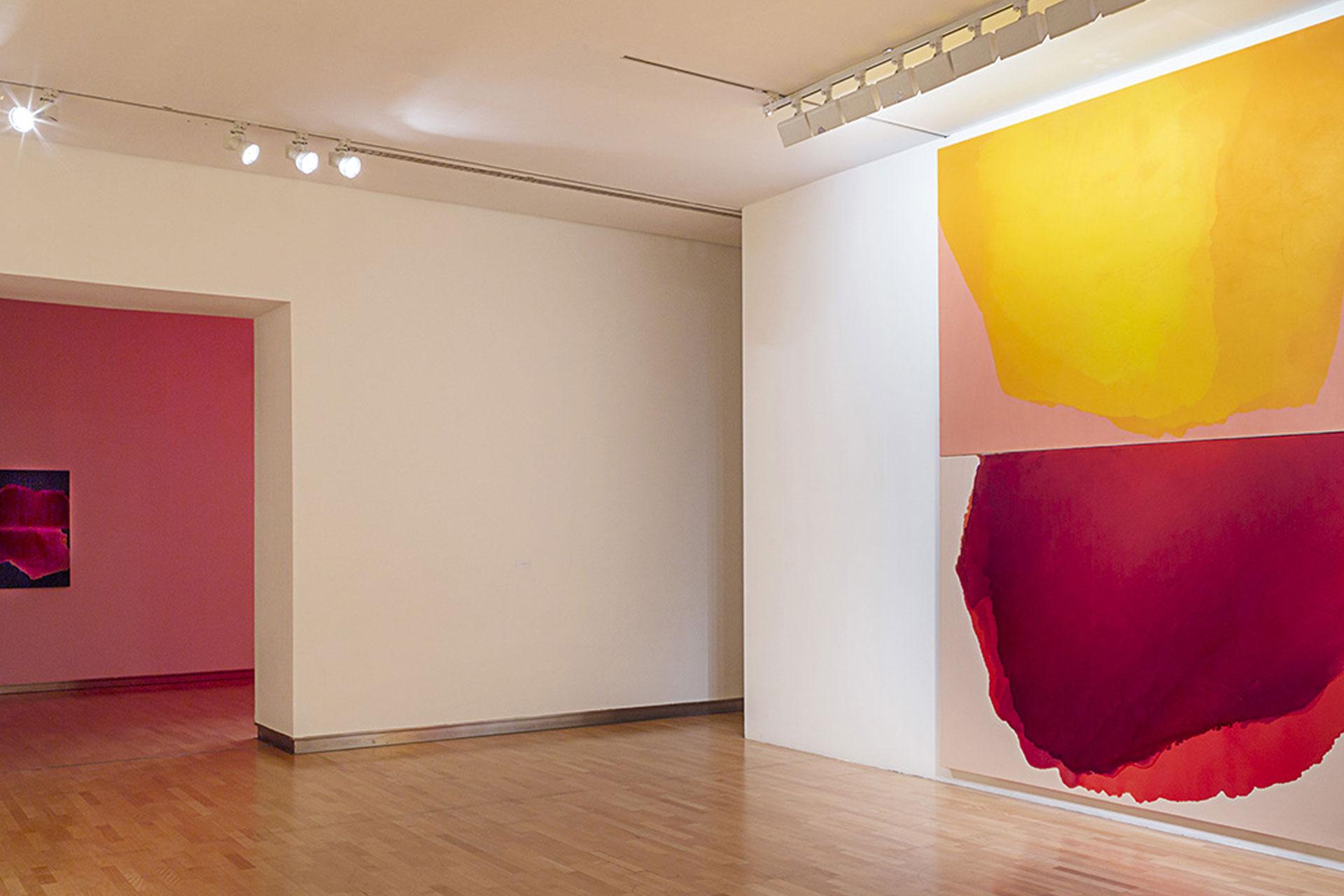 Exposición Rubén Rodrigo Salamanca luces
