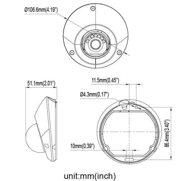 CPL-MVIR-IP2M/2.8GQR