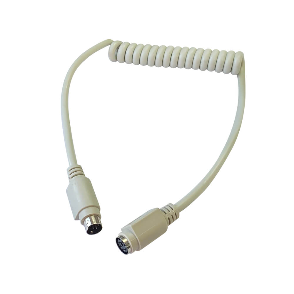 hight resolution of ps2 mouse keyboard male to female cables