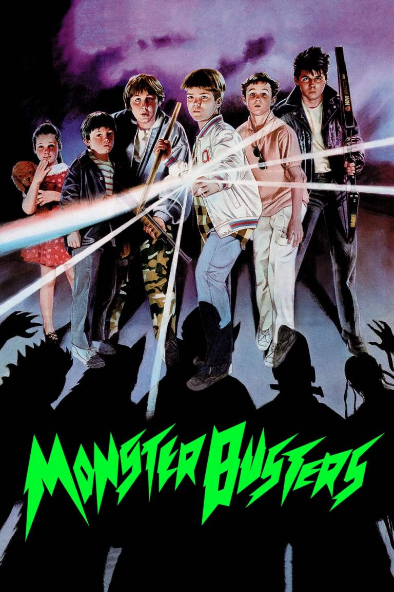 Monster Busters (1987)
