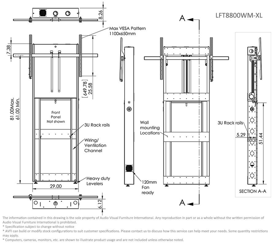 wiring options for wall mounted tv