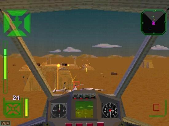Warhawk PS1 ROM #32