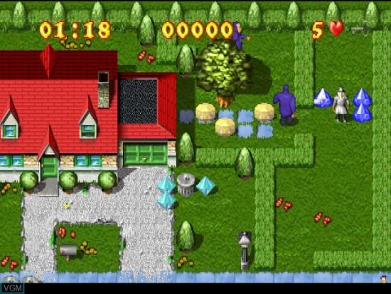 Inspector Gadget - Gadget's Crazy Maze