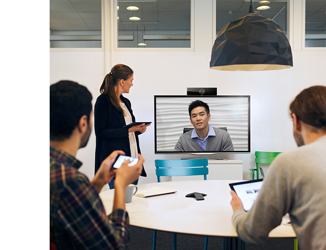Polycom RealPresence Debut Announced for Huddle Room Video