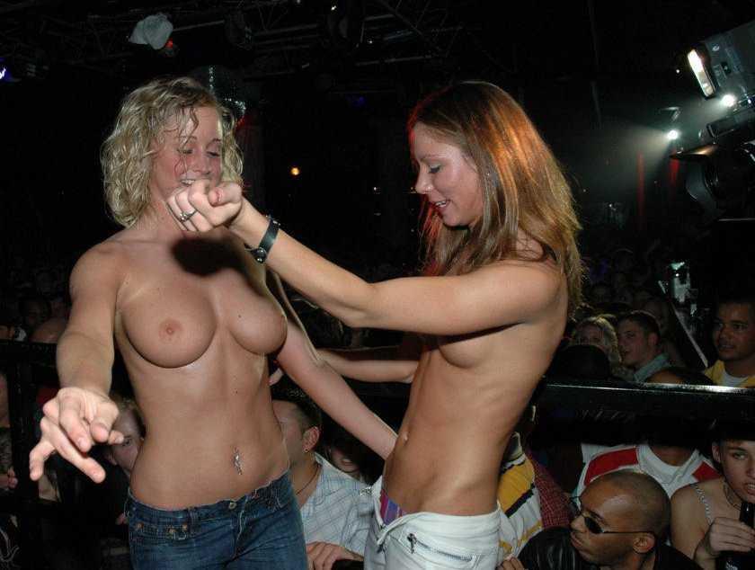 Ametuer strip show nude pics