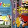 Sleeping beauty 1959 on walt disney home video united kingdomvhs