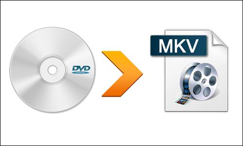 DVD movie to MKV