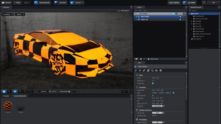 Element 3D Free Download