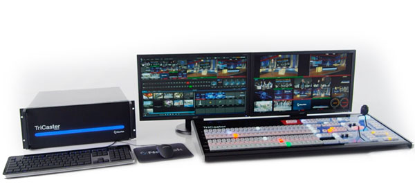 Tricaster Mexico