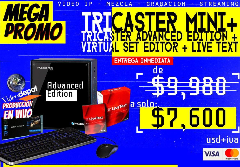 videodepot-promocion-tricaster-mini