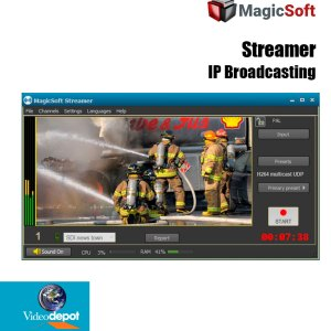 magicsoft-streamer-ip-broadcasting