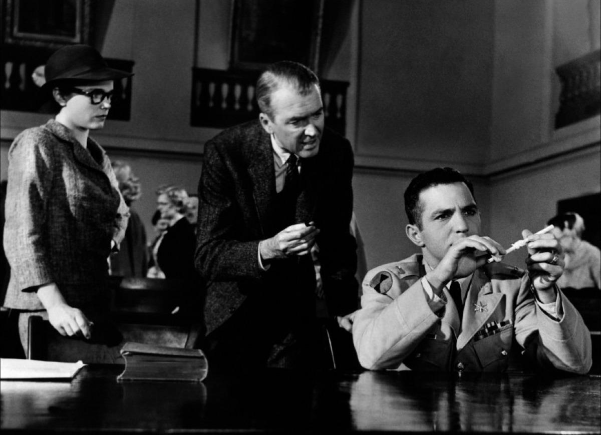 Autopsie d'un meurtre – Otto Preminger