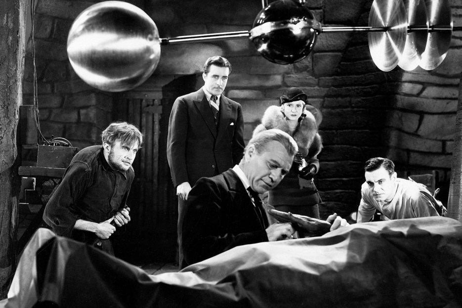 Frankenstein – James Whale