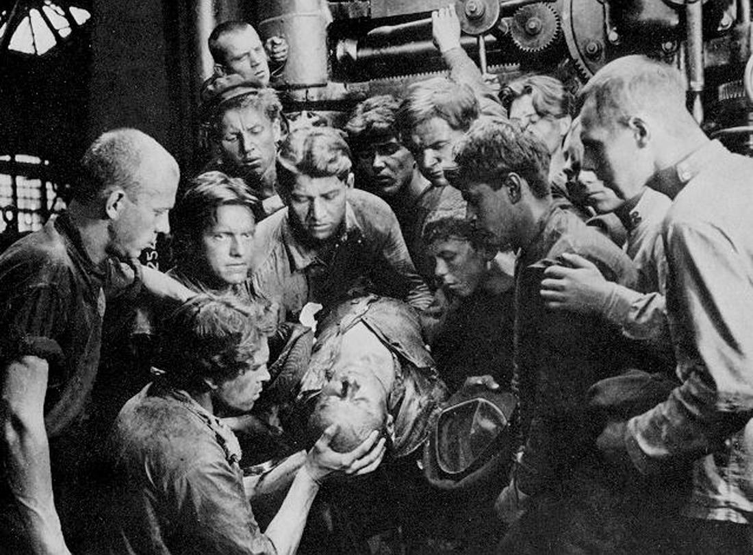 La Grève – Serguei Eisenstein