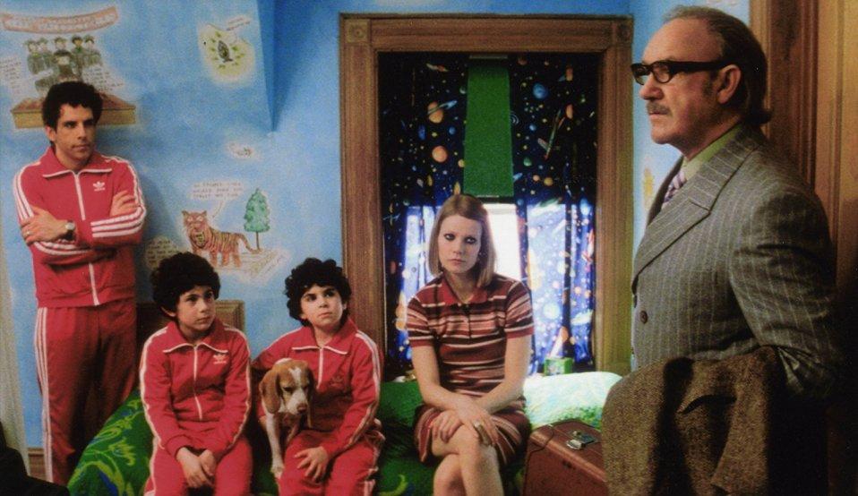 La famille Tenenbaum – Wes Anderson