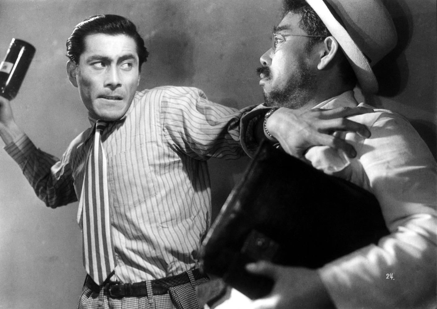 L'ange ivre – Akira Kurosawa