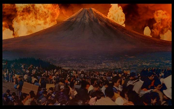 Le mont Fuji en rouge – Akira Kurosawa