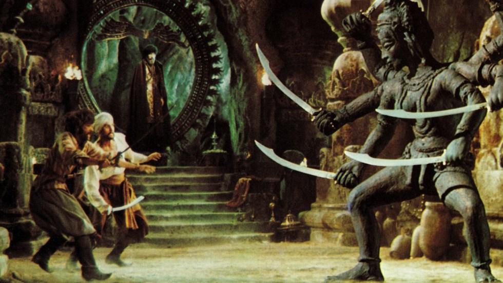Le voyage fantastique de Sinbad – Gordon Hessler
