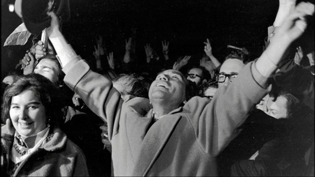 Salvador Allende – Patricio Guzman