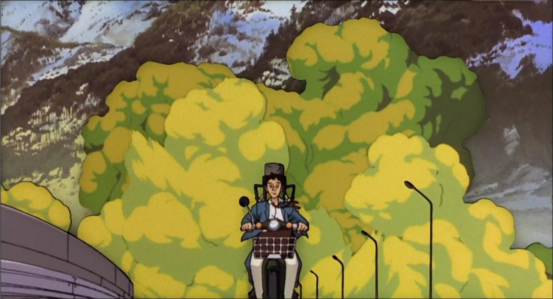 Stink bomb – Tensai Okamura