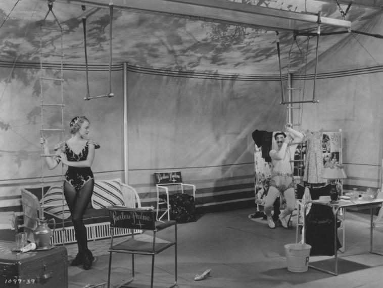 Un jour au cirque - Les Marx Brothers