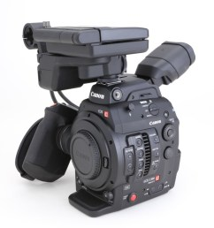 canon eos c300 mark ii w ef or pl mount [ 1163 x 775 Pixel ]