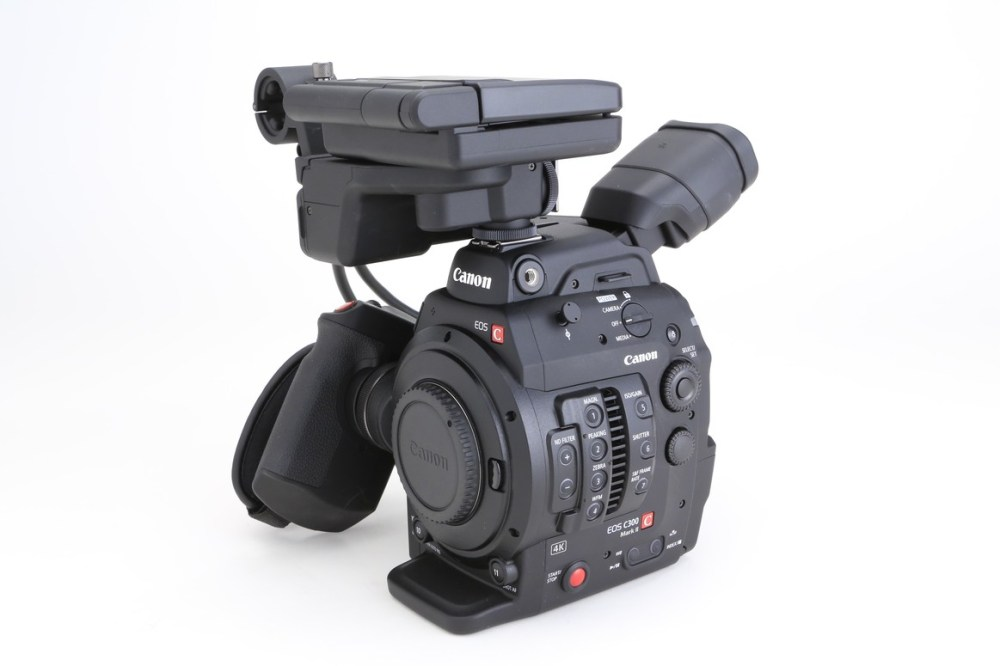 medium resolution of canon eos c300 mark ii w ef or pl mount