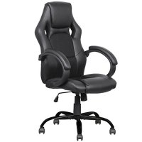 Merax 174 Racing Style Gaming Chair Executive Swivel Leather