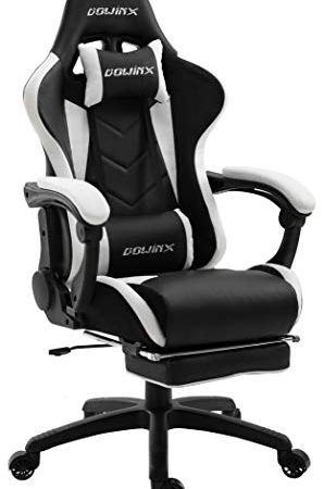Dowinx Gaming Chair Ergonomic Office Recliner Computer ...