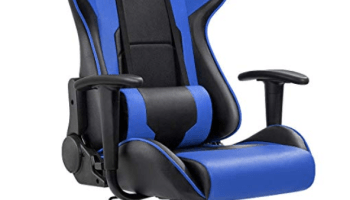 Fabulous Homall Gaming Chair Racing Style High Back Pu Leather Chair Ocoug Best Dining Table And Chair Ideas Images Ocougorg