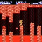 Sometimes I feel like I'm playing Metroid in Zelda 2 Part 3.