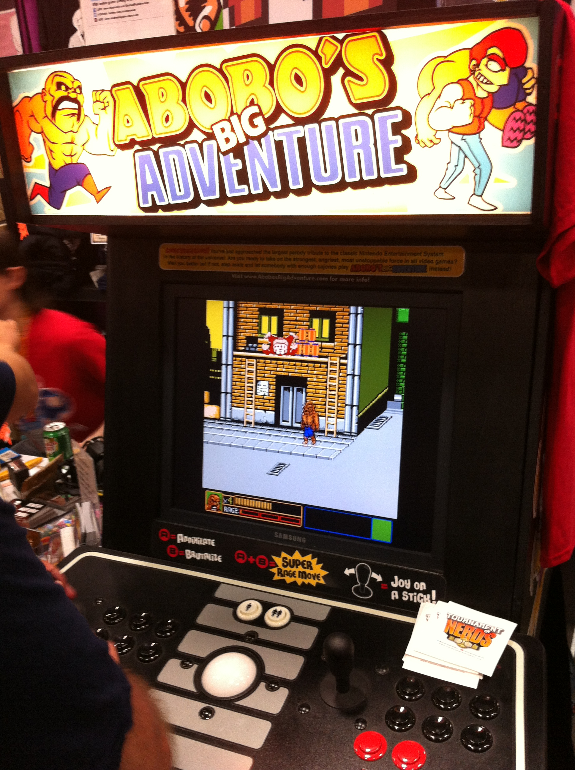 Double Dragon vs Double Abobo Fists  Video Game Museum