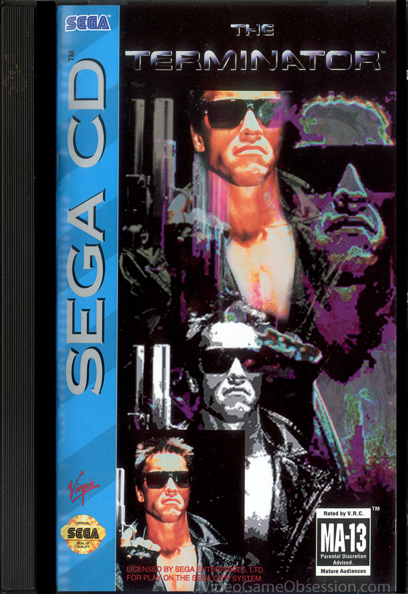 SegaCD Collection  Video Game Obsession c Matthew Henzel