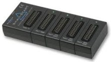 Auto SCART switch with no manual override