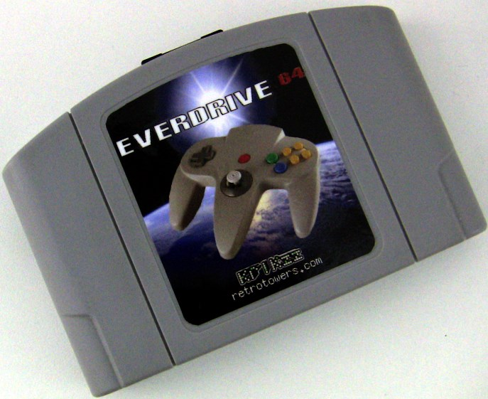 Everdrive 64 V3 Review – VideoGamePerfection com