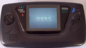 Sega Game Gear Capacitor Replacement Service