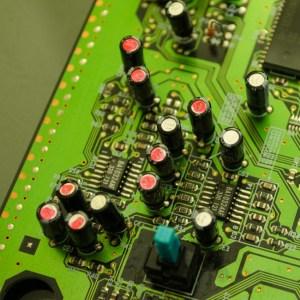 Sega MegaCD Capacitor Replacement Service