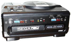 Sega MegaCD development kit repair/servicing
