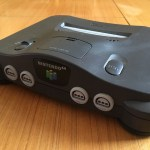 Nintendo 64 Console – HDMI upgraded (Black)