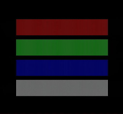 240p color bleed SNES